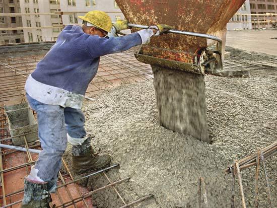 Зачем нужен бетон в строительстве