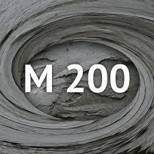 Раствор на песке М-200