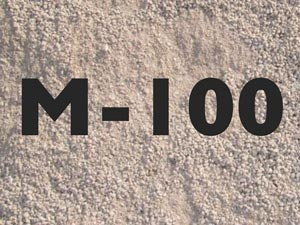 Как использовать отсев М-100
